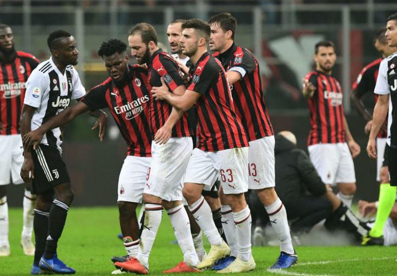 Milan ia rrëmben edhe një lojtar Juventusit