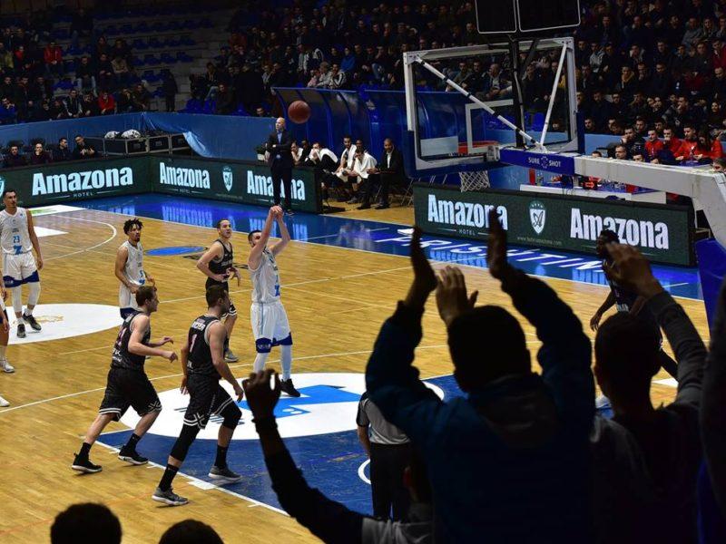 FIBA Europe Cup lavdëron Plisat: Kur rrëzoheni, tifozët e vërtetë ju ndihmojnë të ngriteni sërish