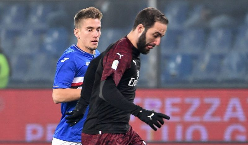 Higuain mund të mungojë në Superkupën e Italisë kundër Juventusit?