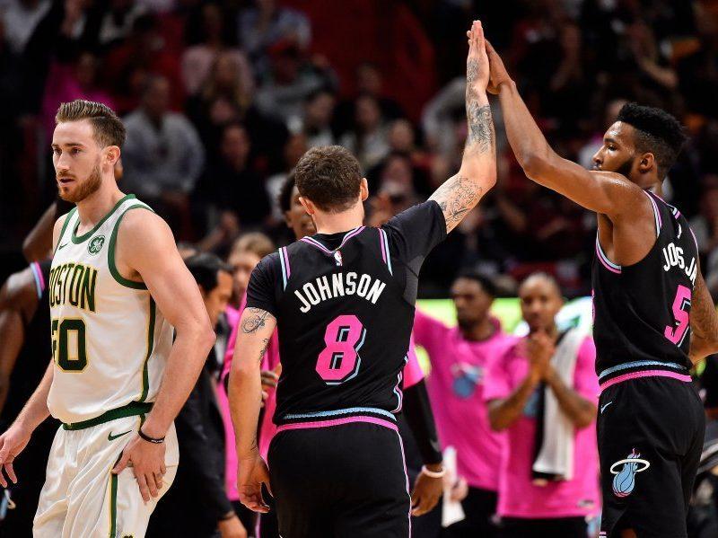 Miami ndal serinë e fitoreve të Bostonit