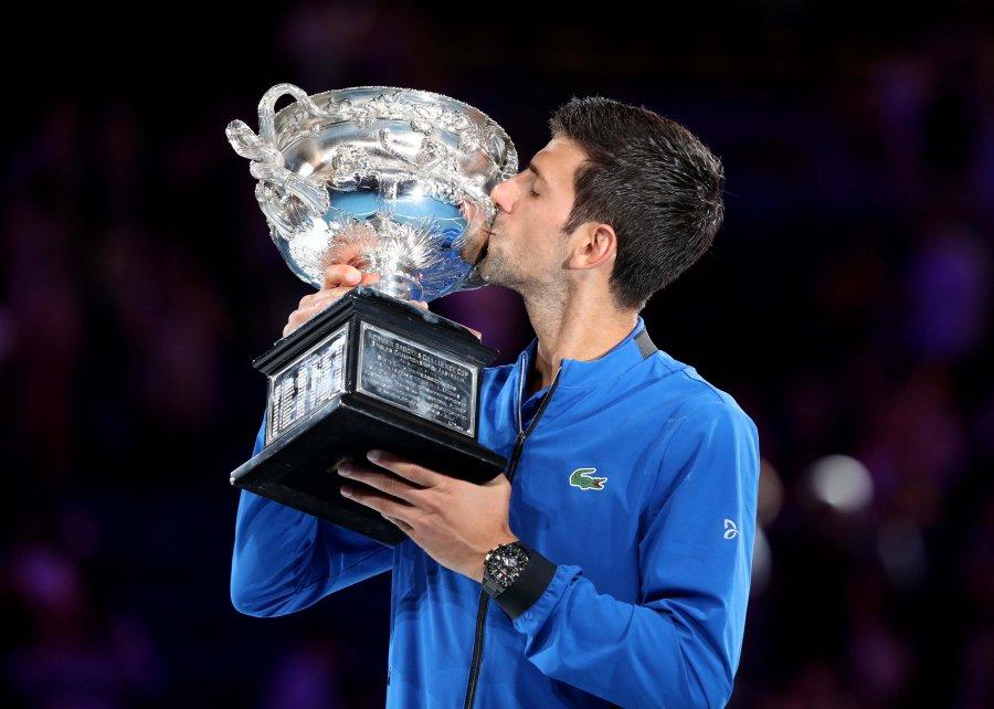 """Djokovic kampion edhe në deklarata, flet pas triumfit në """"Australian Open"""""""