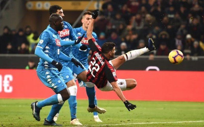 Milan – Napoli, kësaj radhe në kuadër të kupës së Italisë