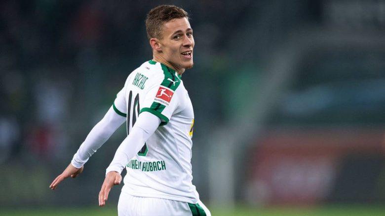 Dortmundi do ta transferojë Hazardin si zëvendësues të Pulisicit