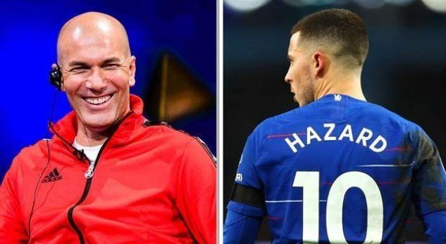Zidane kërkon ta marrë drejtimin e Chelseat