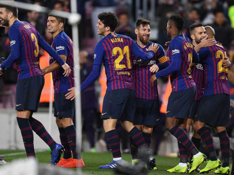 Kalendari i vështirë i Barcelonës dhe Realit që mund ta përcaktojë sezonin e tyre
