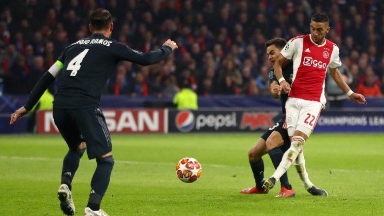 Chelsea i futet garës për transferimin e Ziyech