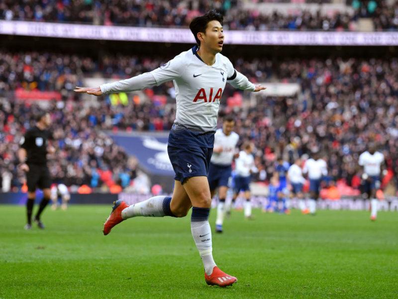 Po shkëlqen në mungesë të Harry Kane, Tottenham vendos t'ia rrisë pagën koreanit Son