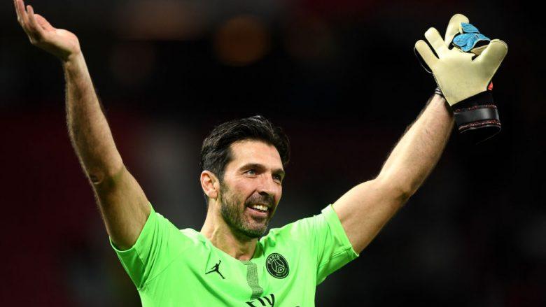 Buffon: PSG e bëri të duket e lehtë fitorja ndaj United