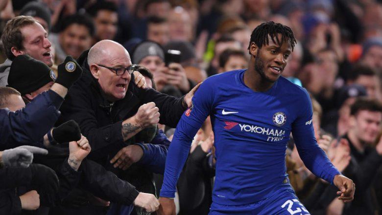 """Chelsea """"qëllimisht"""" e dështoi transferimin e Batshuayit te Tottenhami"""