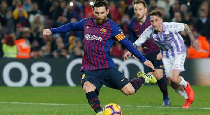 Messi tregon anën e tij njerëzore nga penalltia