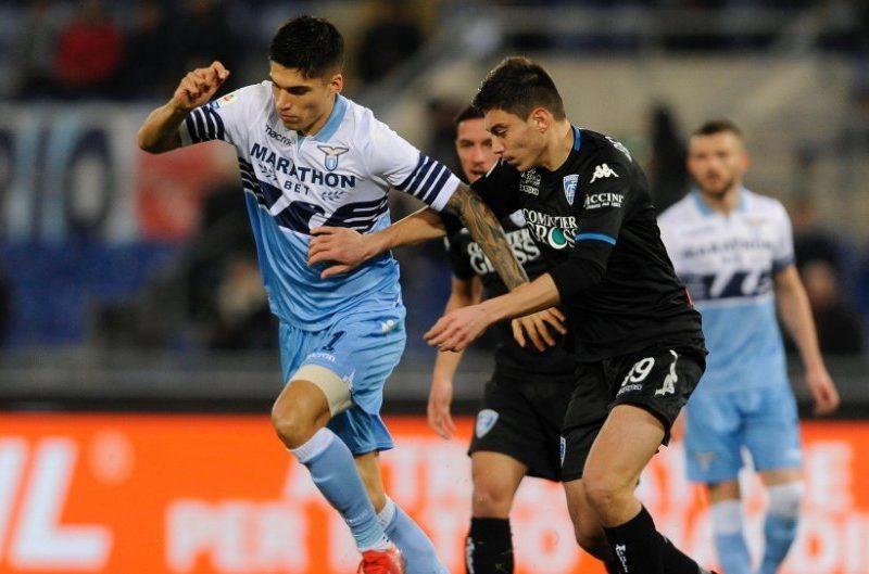 Lazio mposht Empolin, ngjitet në pozitën e katërt