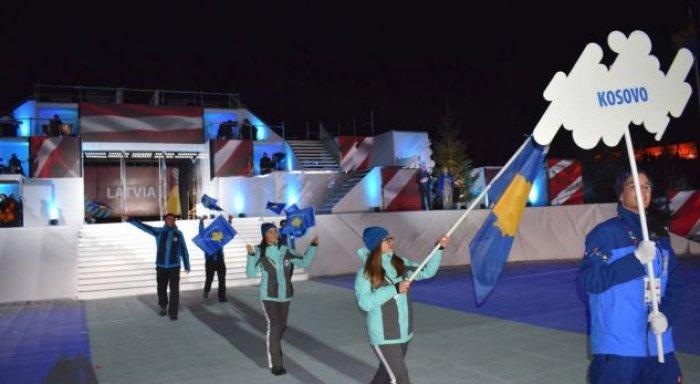 Flamuri i Kosovës valoi në Sarajevë