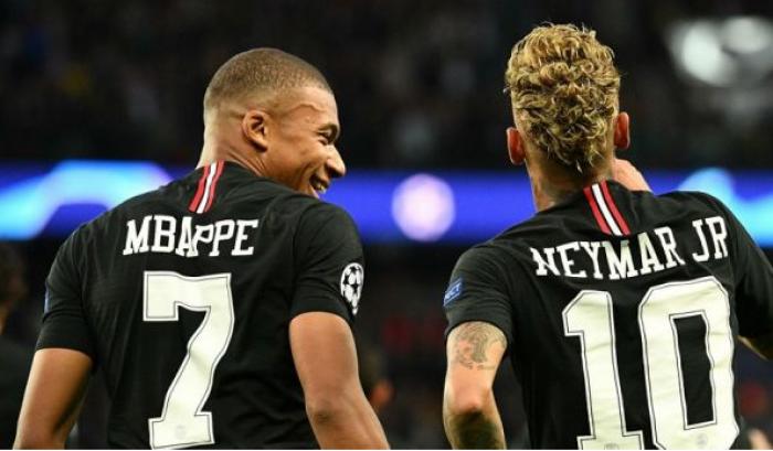 Presidenti i PSG-së: Real Madridi s'ka pse të na telefonojë, e di mirë se Neymar s'është në shitje