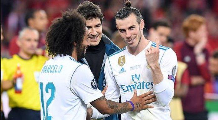 Bale komunikon me gjeste me lojtarët e Real Madridit, pasi që ende s'e ka mësuar spanjishten