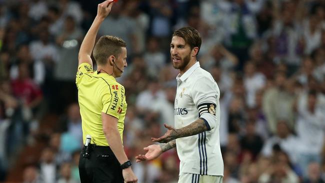 Qe pse Sergio Ramos është futbollisti më i urryer