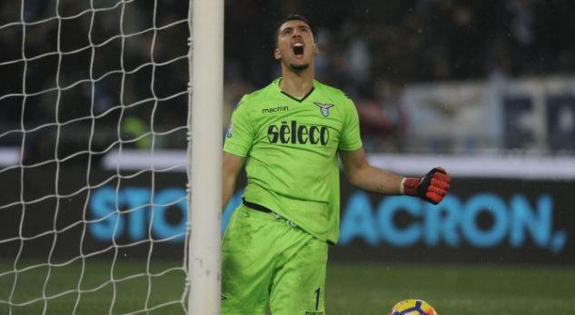 Strakosha dërgon Lazion në gjysmëfinale të Kupës së Italisë
