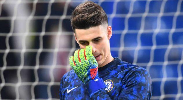 Sarri e zbulon të ardhmen e Kepas, pasi e la në stol kundër Tottenhamit