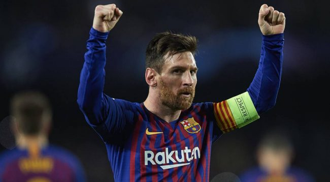 Messi ndjek rekordin e madh në ndeshjen ndaj Betis