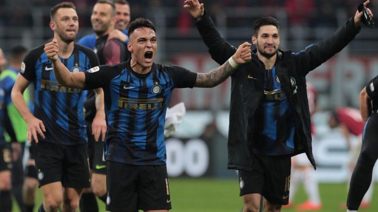 Interi konfirmon lëndimin, Lautaro mungon ndaj Lazios