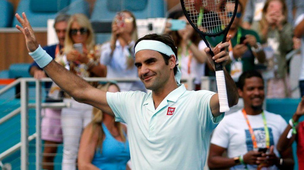 Në Twitter pyesin nëse është njerëzore: Federer 'abuzon' me kundërshtarin e tij