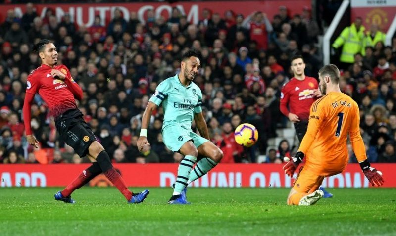 Arsenal – Manchester United, formacionet zyrtare