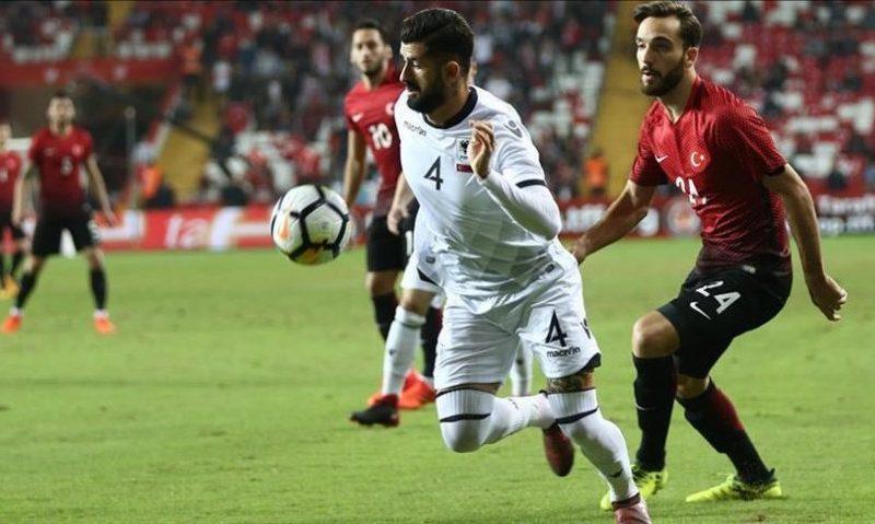 Turqia e zbulon synimin për ndeshjen në Shkodër
