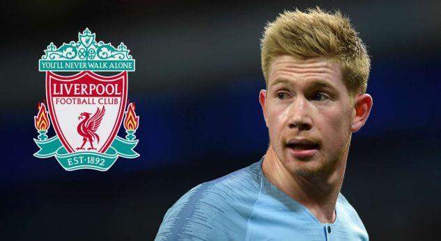Befason De Bruyne: Kur isha fëmijë, e doja Liverpoolin