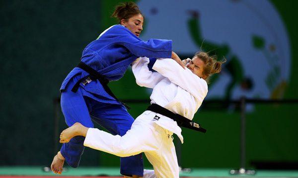 Nora Gjakova kalon në gjysmëfinale në Grand Prixin e Gjeorgjisë
