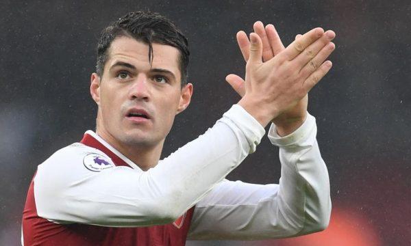 E papritur nga Granit Xhaka, paralajmëron largimin nga Arsenali