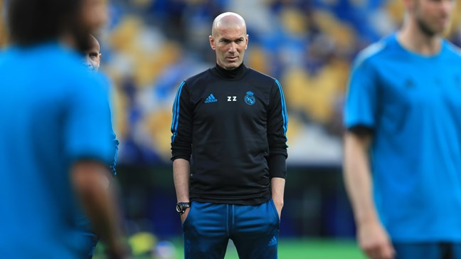Zidane: Kam ardhur për ta fituar La Ligen!