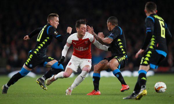 Europa League: Napoli synon të bëjë mrekulli kundër Arsenalit
