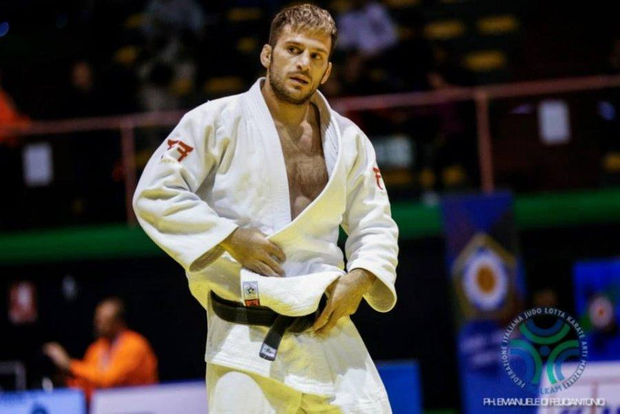 Kampioni italian i xhudos do të përfaqësojë Shqipërinë në botërorin e Japonisë