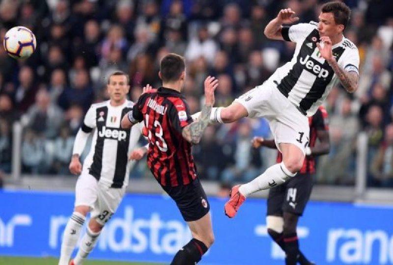 Zyrtare: Federata italiane vendos ndaj Mandzukic, për shkelmin ndaj Romagnoli