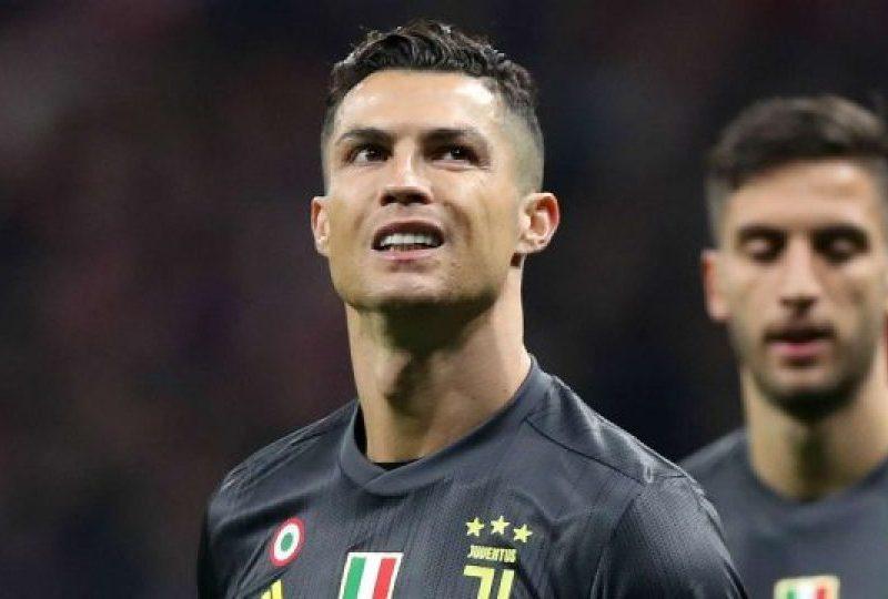 Lojtari i ardhshëm i Barçës e zemëron Ronaldon gjatë ndeshjes Ajax – Juventus
