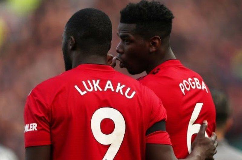 United synon të përfitojë 200 milionë funte nga shitja e Pogbasë dhe Lukakut