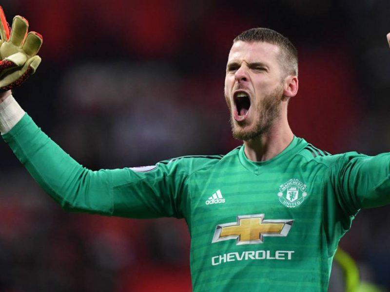"""United heq dorë nga De Gea, portieri i kombëtares angleze zbarkon në """"Teatrin e Ëndrrave"""""""