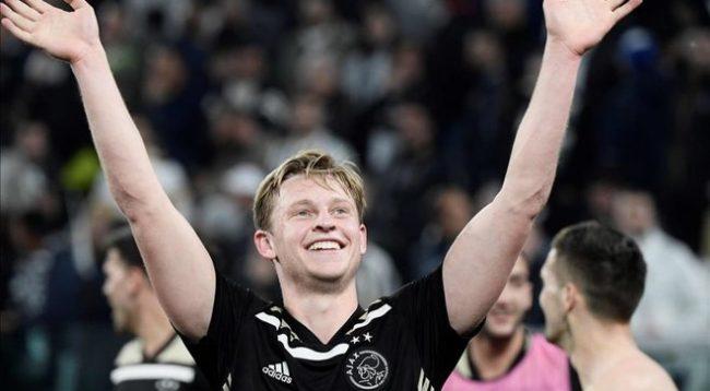 Ajax – Barcelona në finale? Ky është komenti i De Jong