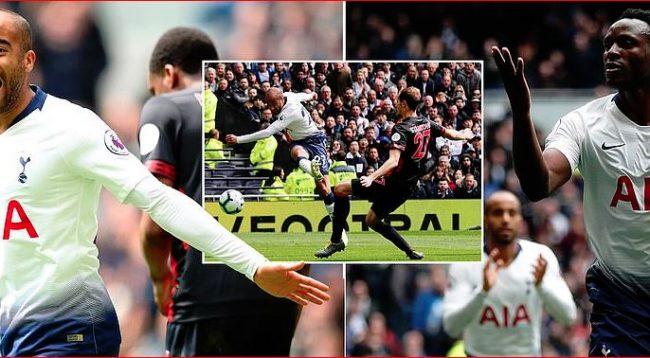 Tottenhami tregon formë të lartë, e mposht thellë Huddersfieldin