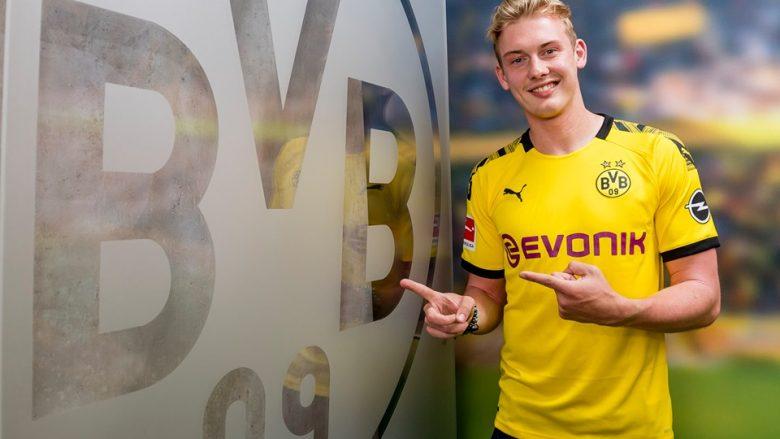 Zyrtare: Julian Brandt te Borussia Dortmund