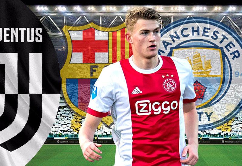 Nëna e De Ligt zbulon klubin e ri të super mbrojtësit të Ajaxit