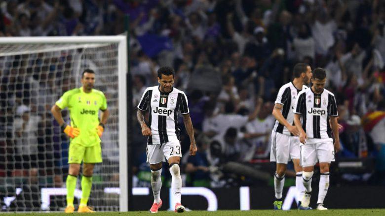 Dani Alves godet Juventusin: U mashtrova, nuk mora atë që më premtuan