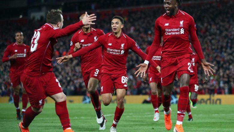 Fuqia e Liverpoolit i tregoi Barcelonës se tika-taka nuk ka vlerë
