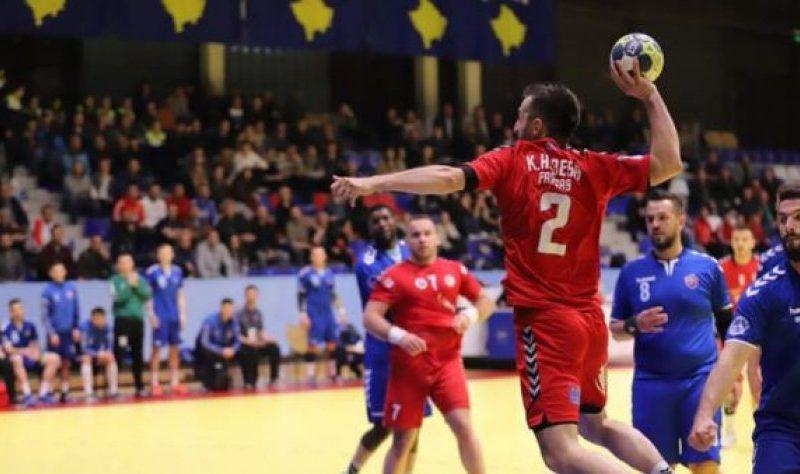 KH Besa fiton spektaklin ndaj Kastriotit në përballjen e parë finale
