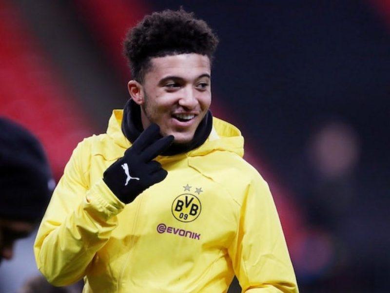 Sancho nuk largohet nga Dortmundi