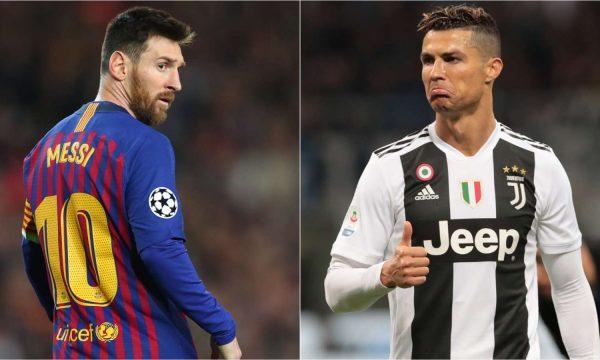 """""""Ronaldo do të shkëlqejë pasi Messi arriti 600 gola"""""""