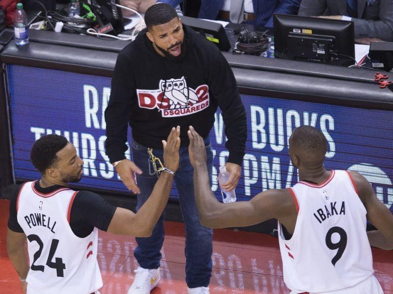 Drake po e luan rolin e trajnerit të Torontos
