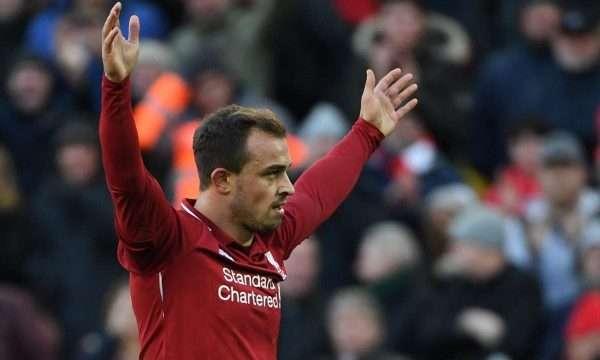 Tifozët e Liverpoolit reagojnë ndaj lajmit se Shaqiri mund të shitet