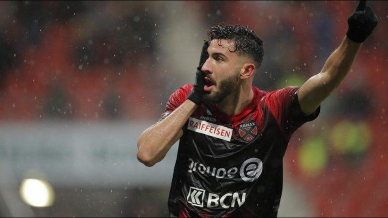 St Gallen kërkon rikthimin e Kemal Ademit