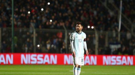 `Messi shpreson t'i japë fund pritjes për trofe me Argjentinën