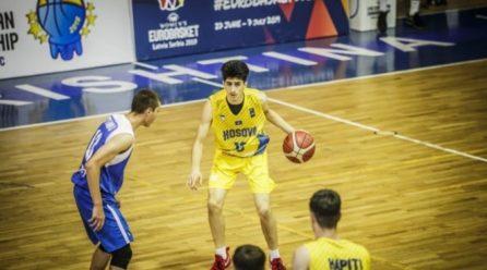 Kosova U20 merr pjesë në një turne në Maqedoninë Veriore
